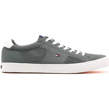 Chaussures Homme Baskets basses Tommy Hilfiger FM56820944 Sneakers Man Gris Gris