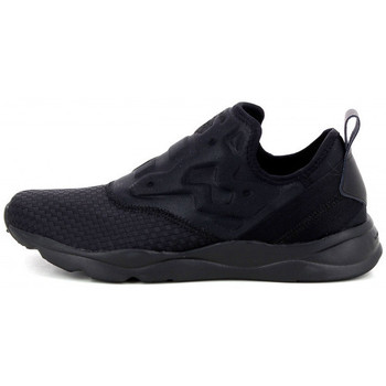 Chaussures Homme Baskets basses Reebok Sport FuryLite Slip-On WW - Ref. V70817 Noir