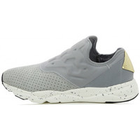 Chaussures Femme Baskets basses Reebok Sport FuryLite Slip-On - Ref. V69632 Gris