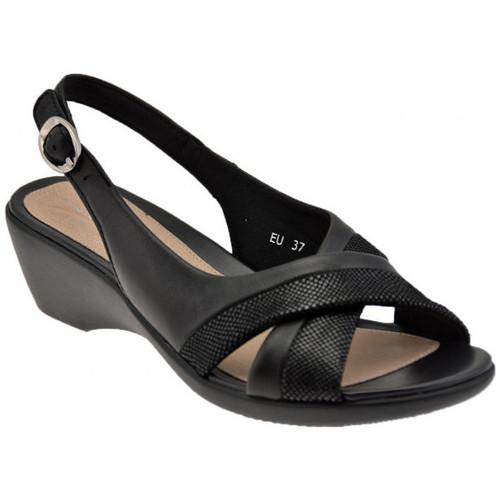 Chaussures Femme Escarpins Stonefly ChaussureVanityConfortCourestEscarpins Noir