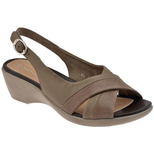 Chaussures Femme Escarpins Stonefly Chaussure Vanity Confort Cour est Escarpins Multicolor