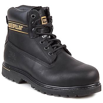 Chaussures Homme Boots Caterpillar HOLTON SB Noir