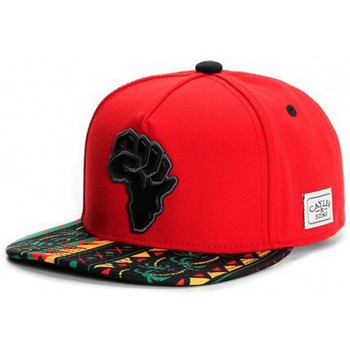 Casquette Cayler amp; sons casquette p.O.w.e.r. / rouge
