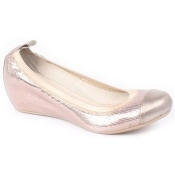 Chaussures Femme Ballerines / babies Coco & Abricot V0423 Or