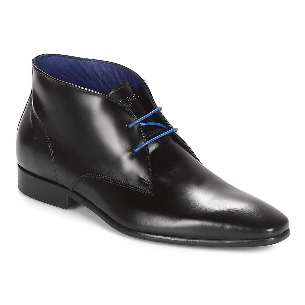 Chaussure-Ville Azzaro JAVOY Noir