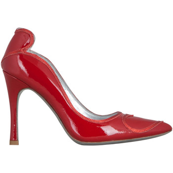 Chaussures Femme Escarpins Kesslord ANNA AMOUR_VN_CR Rouge