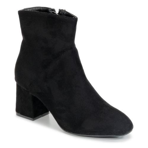 Bottines / Boots Spot on ELOUNDI Noir 350x350