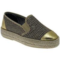 Chaussures Femme Espadrilles Trash Deluxe Spadrillas Slip on Talon compensé