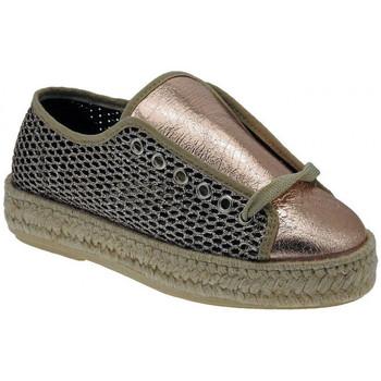 Espadrilles Trash Deluxe Sneakers Fashion Cordura Talon compensé