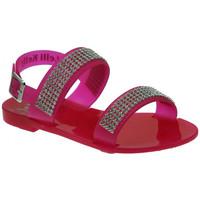Chaussures Enfant Sandales et Nu-pieds Lelli Kelly Granita Sandalo Strass Plastica Sandales