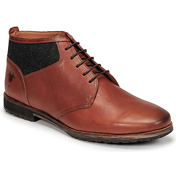 Chaussures Homme Boots Kost POTIER 25 Marron