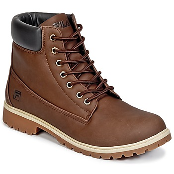 Chaussures Homme Boots Fila MAVERICK MID Marron