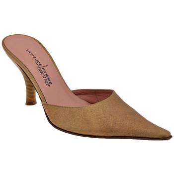 Latitude Femme Sabots  Spiked Heel 80...