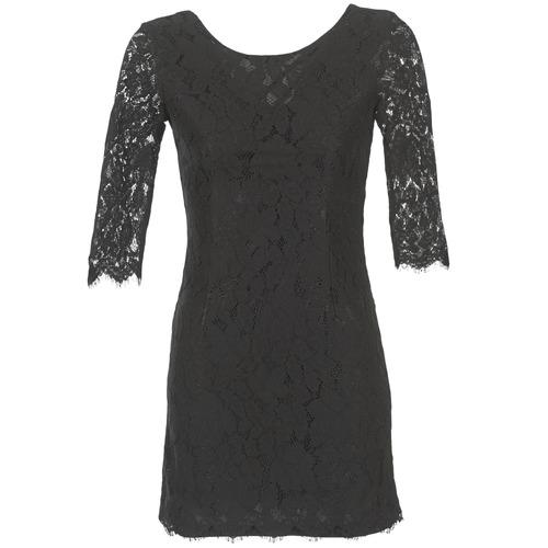 Vêtements Femme Robes courtes Betty London FLIZINE Noir