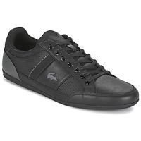 Chaussures Homme Baskets basses Lacoste CHAYMON 316 1 Noir