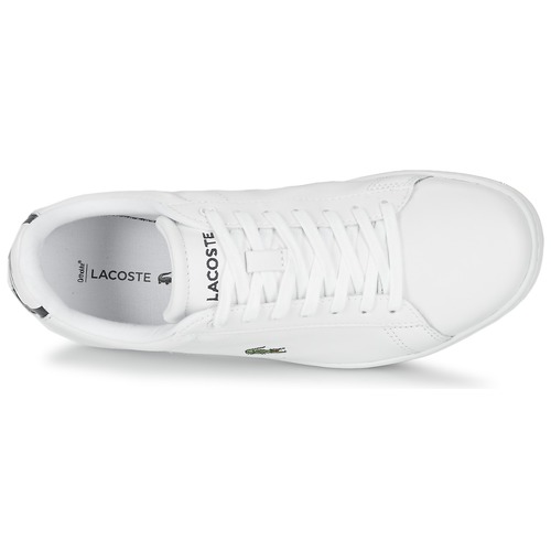 Basses Evo 1 Bl Baskets Femme Lacoste Carnaby Blanc E92HID