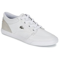 Chaussures Homme Baskets basses Lacoste BAYLISS 316 1 Blanc