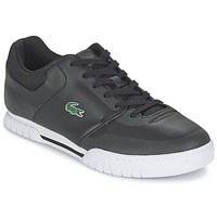 Chaussures Homme Baskets basses Lacoste INDIANA EVO 316 1 Noir