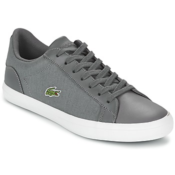 Chaussures Homme Baskets basses Lacoste LEROND 316 1 Gris