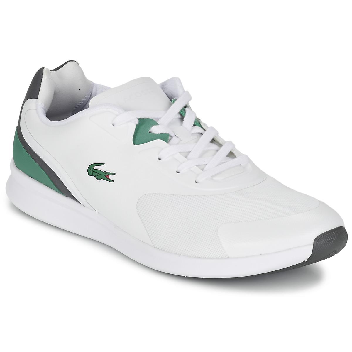 Lacoste LTR.01 316 1 Blanc / Vert