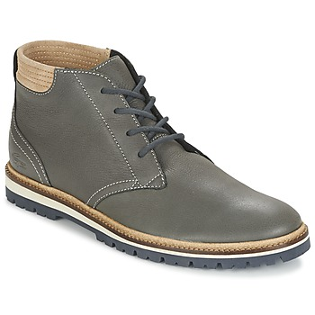 Chaussures Homme Boots Lacoste MONTBARD CHUKKA 416 1 Gris
