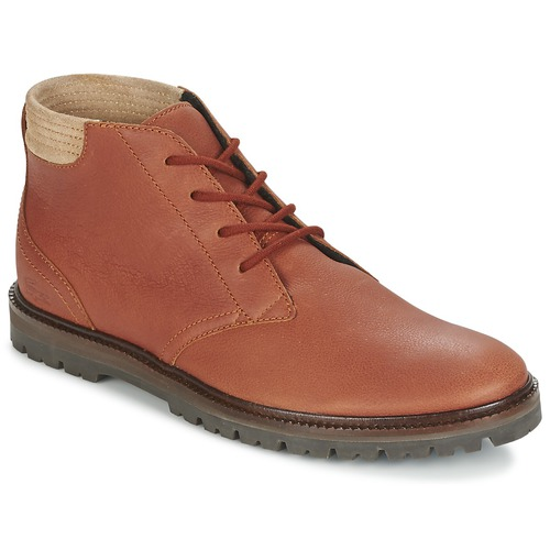 Bottines / Boots Lacoste MONTBARD CHUKKA 416 1 Marron 350x350