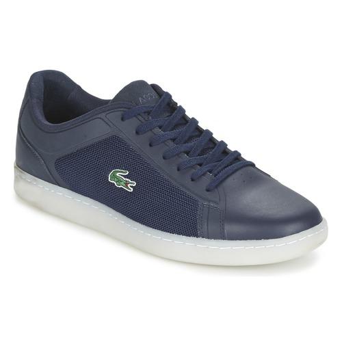 Chaussures Homme Baskets basses Lacoste ENDLINER 416 1 Bleu
