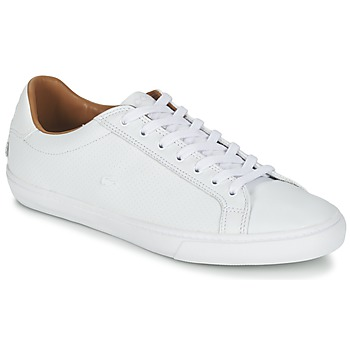 Baskets mode Lacoste GRAD VULC Blanc 350x350
