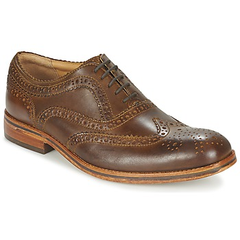Chaussures Homme Derbies Hudson KEATING CALF Brown