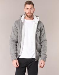 Vêtements Homme Pulls Schott DUNLIN Gris