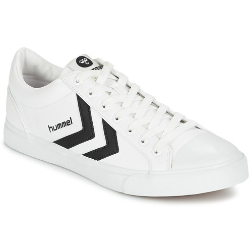 Baskets mode Hummel DEUCE COURT SPORT Blanc 350x350