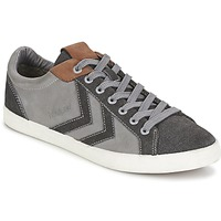 Chaussures Baskets basses Hummel DEUCE COURT WINTER Gris
