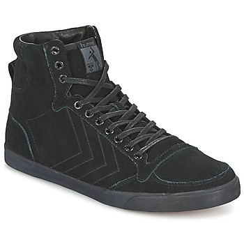 Chaussures Baskets montantes Hummel TEN STAR TONAL HIGH Noir