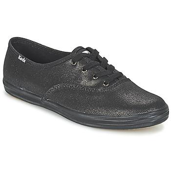 Chaussures Femme Baskets basses Keds CH METALLIC CANVAS Noir