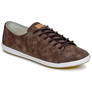 Chaussures Homme Baskets basses Lafeyt BRAUWG PU Marron