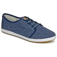 Chaussures Homme Baskets basses Lafeyt DERBY HEAVY CANVAS Marine