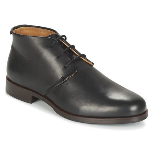 Bottines / Boots M. Moustache EDMOND Noir 350x350