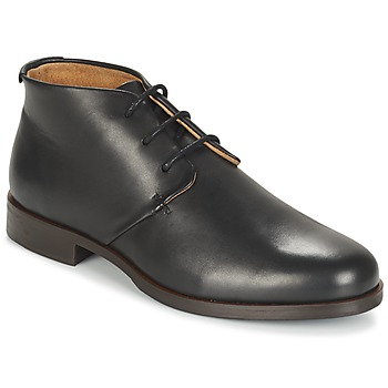 Bottines / Boots M. Moustache EDMOND Noir 350x350