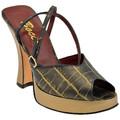 Bocci 1926 Chaussures Plateau T.110 Cour est Escarpins