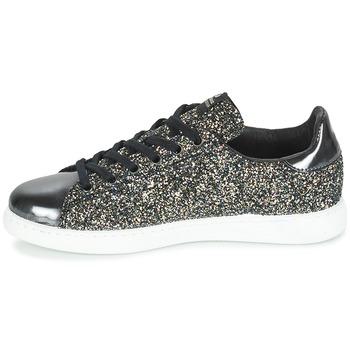 victoria deportivo basket glitter noir livraison gratuite avec chaussures. Black Bedroom Furniture Sets. Home Design Ideas