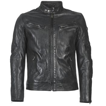 Vêtements Homme Vestes en cuir / synthétiques Redskins LYNCH Noir