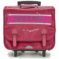 Sacs / Cartables à roulettes Ikks HAPPY TROLLEY CARTABLE 41CM