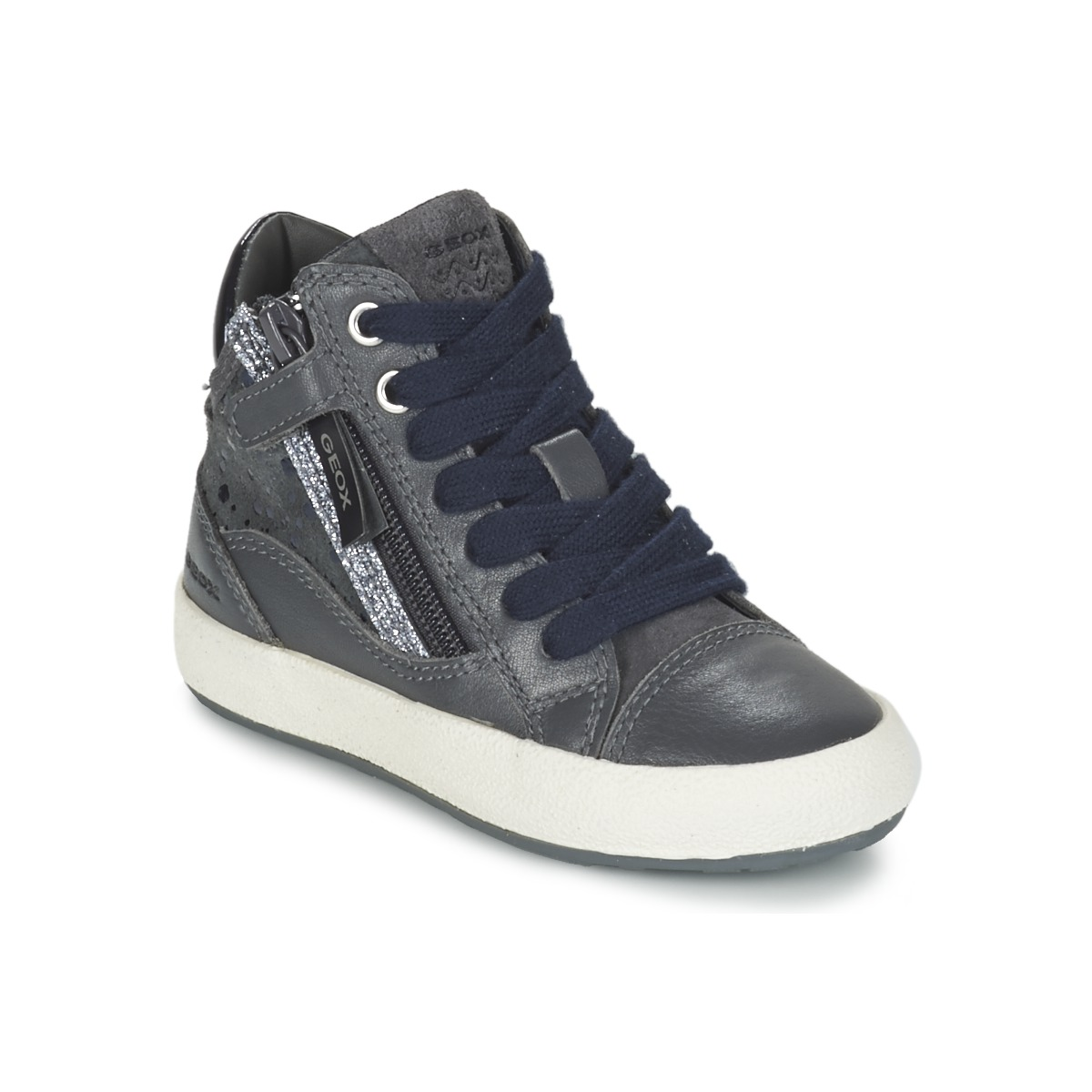 Basket montante Geox WITTY Gris