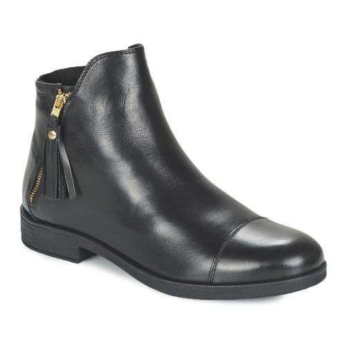 Bottines / Boots Geox AGATE Noir 350x350