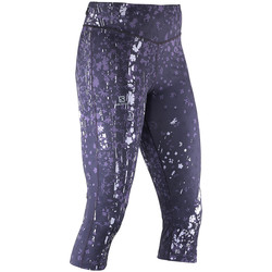 Vêtements Femme Leggings Salomon Elevate 3/4 TIGHT W Marine