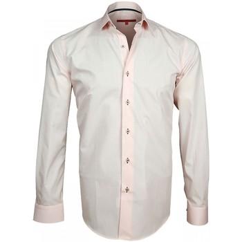 Chemises manches longues Andrew Mc Allister chemise mini col anglais harry rose