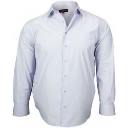 Chemises manches longues Doublissimo chemises popeline verone parme