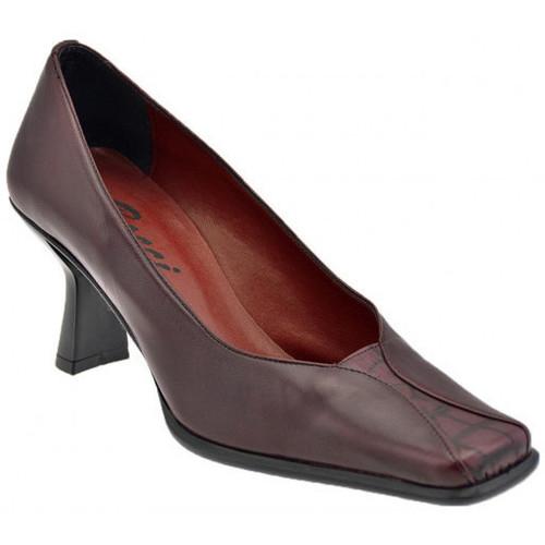 Chaussures Femme Escarpins Bocci 1926 Chaussures T.70 Spool Cour est Escarpins Marron