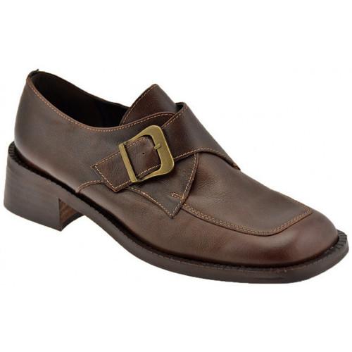 Chaussures Femme Mocassins Bocci 1926 Ville Boucle Mocassins