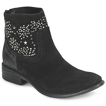 Meline Marque Bottines  Velours Starter